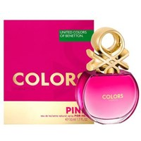 Benetton Pink for Her EDT