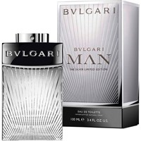 Bvlgari MAN edt The Silver Limited Edition