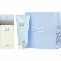 Dolce & Gabbana Light Blue EDT 100ml + 100ml body cream SET