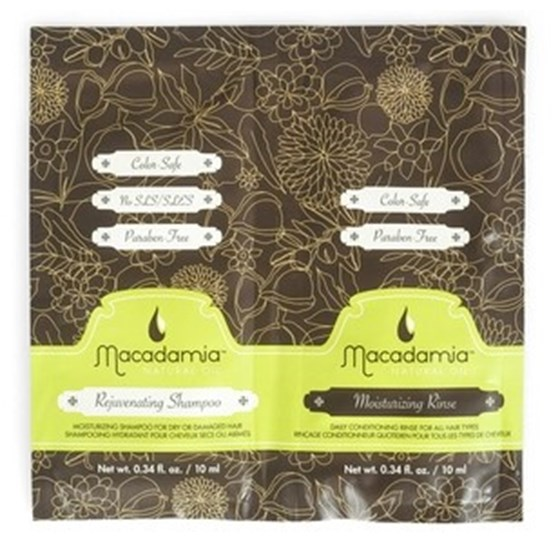 Macadamia Natural Oil Set (shampoo-conditioner-healing oil)