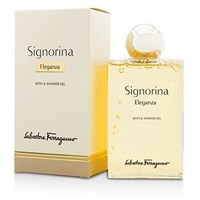 Salvatore Ferragamo Signorina Eleganza shower gel