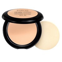 IsaDora Velvet Touch Ultra Cover Compact Powder 7,5 g Warm tan no. 67
