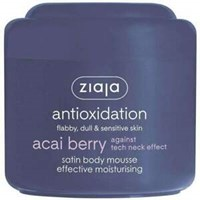 Acai berry satin body mousse moisturising