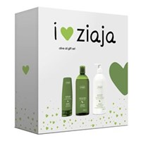 Ziaja Olive Oil SET - gel za tuširanje 500ml/ body lotion 400ml/ krema za ruke