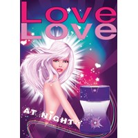 Love Love At Night edt uzorak