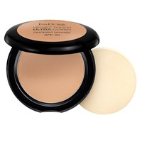 IsaDora Velvet Touch Ultra Cover Compact Powder 7,5 g Warm vanilla no. 62