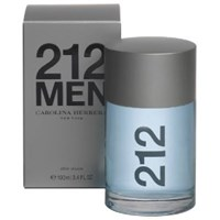 Carolina Herrera 212 NYC Men after shave lotion