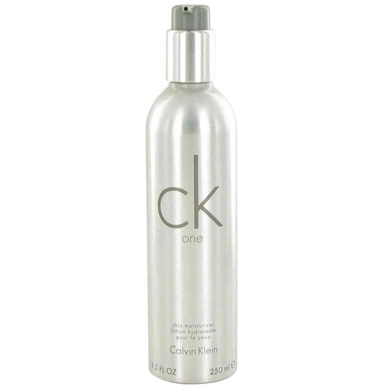 CK One body milk