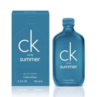 Calvin Klein CK One Summer edt 2018 unisex