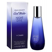 Davidoff Cool Water Night Dive Woman edt