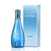 Davidoff Cool Water Woman deodorant
