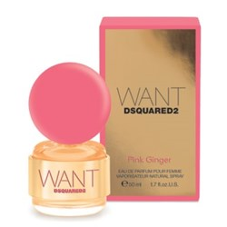 DSQUARED2 Want Pink Ginger edp