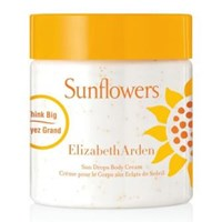 Elizabeth Arden Sunflowers Honey Drops Body Cream