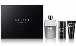Gucci Guilty EAU Pour Homme edt 90ml + deostick + 50ml shower gel SET