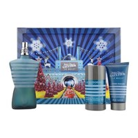 JPG Le Male edt 125ml + 50ml after shave balm + deostick SET