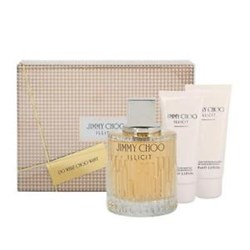 Jimmy Choo Jimmy Choo ILLICIT edp 100ml + body lotion 100ml + 100ml shower gel SET