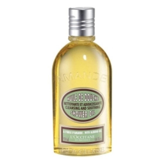 Amande Cleansing And Softening Shower Oil