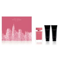 Narciso Rodriguez Fleur Musc edp 50ml + 75ml shower gel + 75ml body lotion SET
