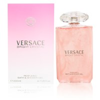 Versace Bright Crystal shower gel