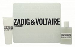 Zadig & Voltaire This is Her! EDP 50ml + 75ml body lotion SET