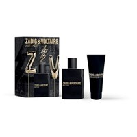 Zadig & Voltaire Just Rock for Him edt 50ml + 100ml shower gel SET