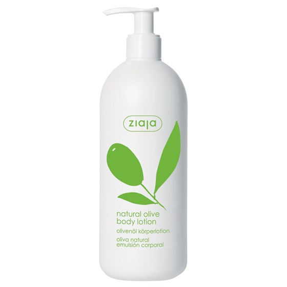 Natural Olive body lotion