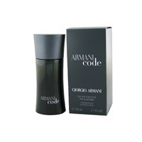 Armani Code Homme after shave lotion